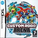 Hra pre Nintendo DS Custom Robo Arena