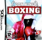 Hra pre Nintendo DS Don King Boxing