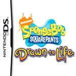 Hra pre Nintendo DS Drawn to Life: Spongebob squarepants edition