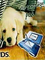 Prislušenstvo pre Nintendo DS konzola Nintendo DS blue + Labrador & Friends
