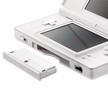 konzola Nintendo DS Lite + 2 hry (strieborná)