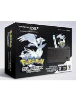 Příslušenství pro handheld Nintendo DS konzole Nintendo DSi (černá) + Pokémon Black