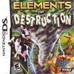Hra pre Nintendo DS Elements of Destruction