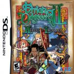 Hra pre Nintendo DS Etrian Odyssey 2: Heroes of Lagaard