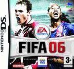 Hra pre Nintendo DS FIFA 06