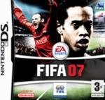 Hra pre Nintendo DS Fifa 07