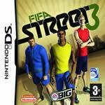 Hra pre Nintendo DS Fifa Street 3