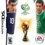 Hra pre Nintendo DS FIFA World Cup 2006