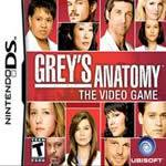 Hra pre Nintendo DS Greys Anatomy