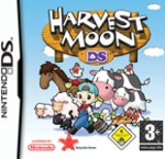 Hra pre Nintendo DS Harvest Moon DS