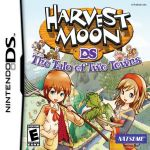 Hra pre Nintendo DS Harvest Moon: The Tale of Two Towns