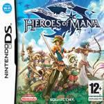 Hra pre Nintendo DS Heroes of Mana