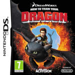Hra pre Nintendo DS How To Train Your Dragon