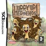 Hra pre Nintendo DS Hurry up Hedgehog