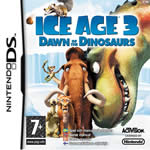 Hra pre Nintendo DS Ice Age 3: Dawn of the Dinosaurs