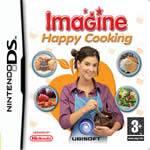 Hra pre Nintendo DS Imagine: Happy Cooking