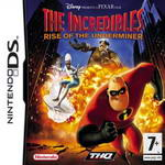 Hra pre Nintendo DS The Incredibles: Rise of the Underminer