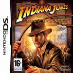 Hra pre Nintendo DS Indiana Jones: The Staff of Kings