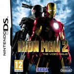 Hra pre Nintendo DS Iron Man 2