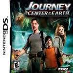 Hra pre Nintendo DS Journey to the Centre of the Earth