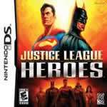 Hra pre Nintendo DS Justice League Heroes