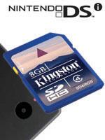 Prislušenstvo pre Nintendo DS Prídavná pamäť do DSi (Kingston 8GB)
