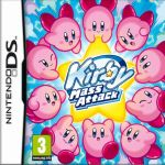 Hra pre Nintendo DS Kirby: Mass Attack