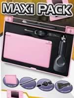 Prislušenstvo pre Nintendo DS Kufrík pro Nintendo DS Lite (ružový)
