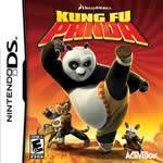 Hra pre Nintendo DS Kung Fu Panda