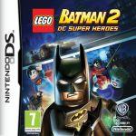 Hra pre Nintendo DS LEGO Batman 2: DC Super Heroes
