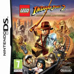 Hra pre Nintendo DS LEGO Indiana Jones 2: The Adventure Continues