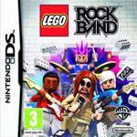 Hra pre Nintendo DS LEGO Rock Band