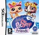 Hra pre Nintendo DS Littlest Pet Shop Friends: Beach