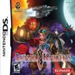 Hra pre Nintendo DS Lunar Knights