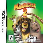 Hra pre Nintendo DS Madagascar 2: Escape to Africa