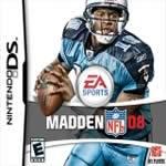 Hra pre Nintendo DS Madden NFL 08