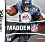 Hra pre Nintendo DS Madden NFL 07