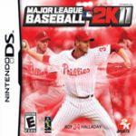 Hra pre Nintendo DS Major League Baseball 2K11