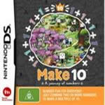 Hra pre Nintendo DS Make 10: A Journey of Numbers