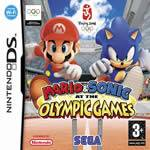 Hra pre Nintendo DS Mario & Sonic at the Olympic Games
