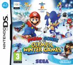 Hra pre Nintendo DS Mario & Sonic at the Olympic Winter Games