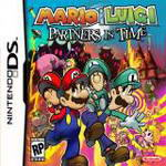 Hra pre Nintendo DS Mario & Luigi: Partners in Time