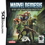 Hra pre Nintendo DS Marvel Nemesis: Rise of The Imperfects
