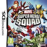 Hra pre Nintendo DS Marvel Super hero Squad
