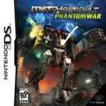 Hra pre Nintendo DS MechAssault: Phantom War