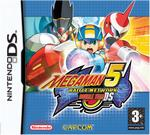 Hra pre Nintendo DS Mega Man Battle Network 5: Double Team