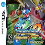 Hra pre Nintendo DS Mega Man Star Force 2: Zerker X Ninja