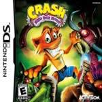 Hra pre Nintendo DS Crash Bandicoot: Mind Over Mutant