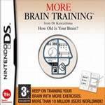 Hra pre Nintendo DS More Brain Training