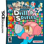 Hra pre Nintendo DS Mr. Driller Drill Spirits
